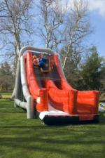 Skate Ramp Slide Inflatable
